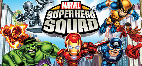 Marvel Super Hero Squad Banner