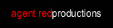 Agent Red Productions banner